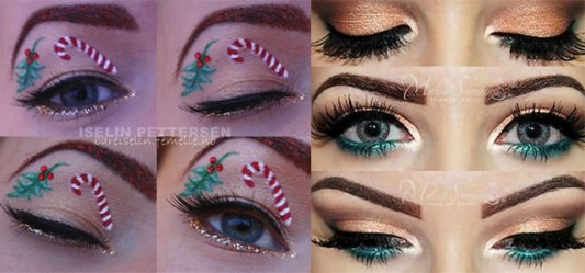 Creative-Christmas-Party-Or-Fantasy-Eye-Make-Up-Ideas-Looks-X-mas-Eyeshadows-F