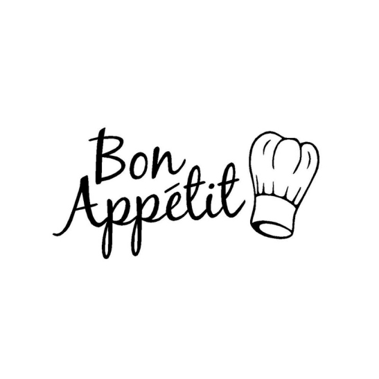 New-bon-appetit-English-letters-carved-dining-kitchen-wall-stickers-Black-Chef-hat-Decor-Mural-wallpaper