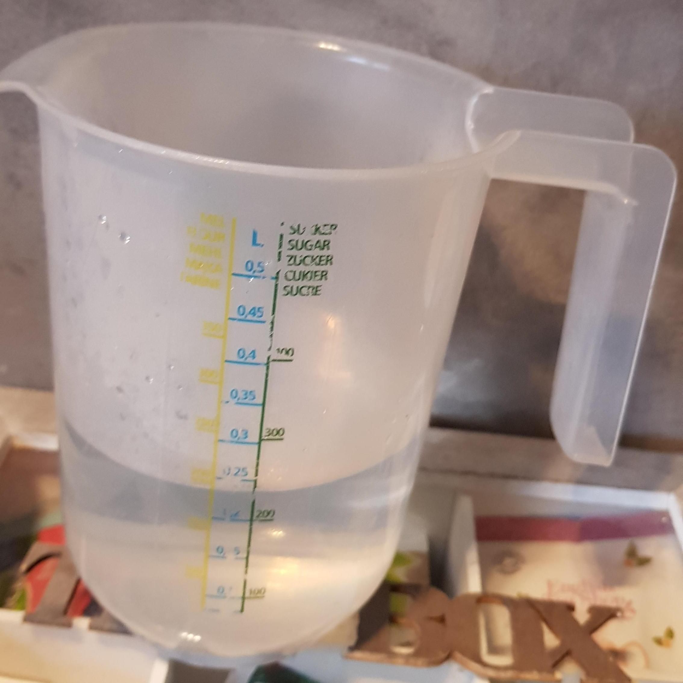 warm water voor couscous